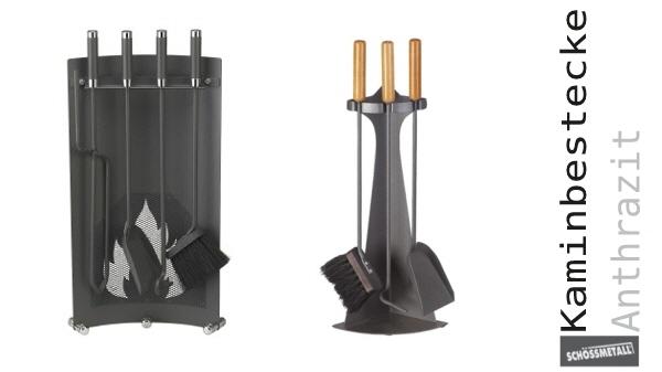 kaminbesteck anthrazit klimaanlage und heizung zu hause. Black Bedroom Furniture Sets. Home Design Ideas